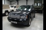 Armoured Range Rover vogue LHD V8. Armoured to B6 level