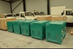 generators/ MOD NATO Disposals/ for sale and export