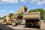 CASE 721 CXT   army  wheeled loading shovel