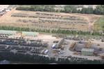 Aerial Photograph Rocket site