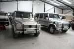 Armoured Mercedes G500 - 4x4, 5.0L V8/ MOD NATO Disposals/ for sale and export