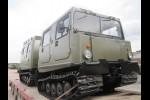 Hagglunds Bv 206 Personnel Carrier (FORD Petrol/Gasolene  v6 petrol engine) The Preparation for shipment
