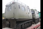 Hagglunds Bv 206 Personnel Carrier (FORD Petrol/Gasolene  v6 petrol engine) The Preparation for shipment  for sale in Angola, Kenya,  Nigeria, Tanzania, Mozambique, South Africa, Zambia, Ghana- Sale In  Africa and the Middle East