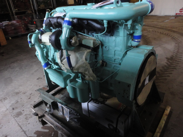 Reconditioned Bedford 500 engine  for sale. The UK MOD Direct Sales