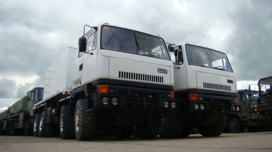 Leyland Daf   8x6  multilift drops system  military for sale