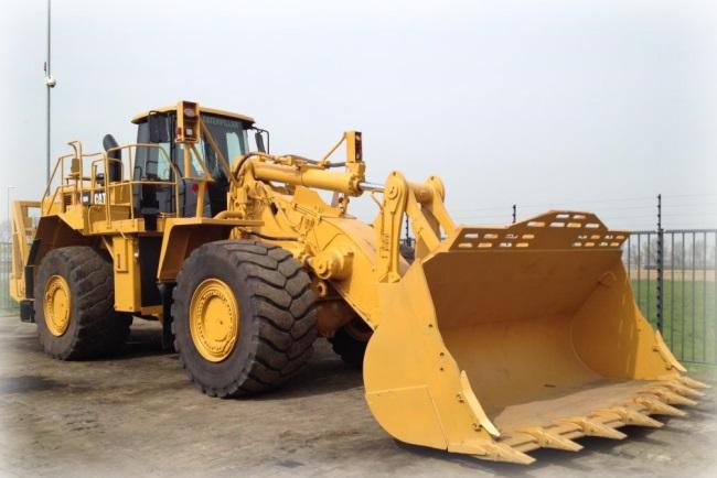 WAS SOLD Caterpillar 988H Wheeled Loading Shovel