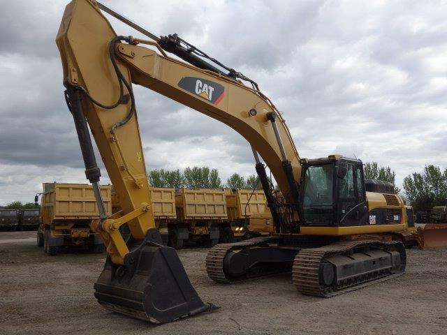Caterpillar 336DL tracked excavator | used military vehicles for sale