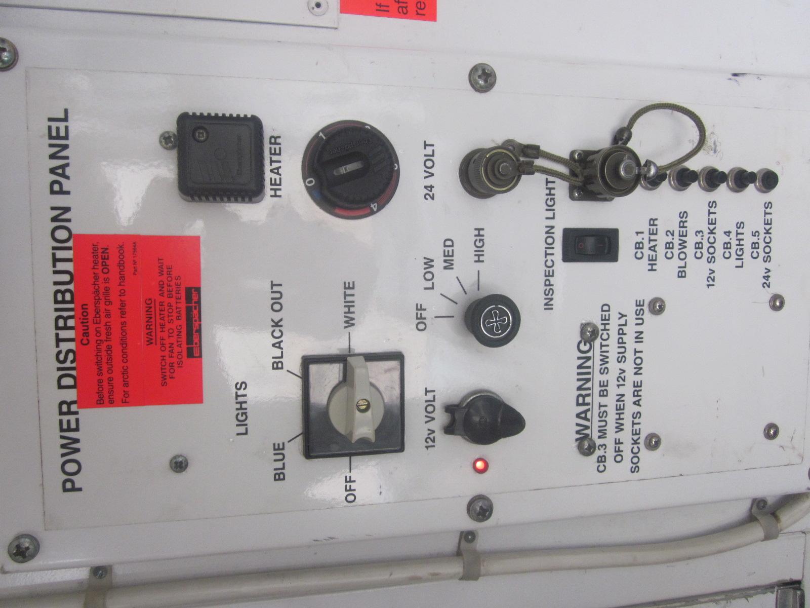 Mercedes Unimog U1300L turbo 4x4  Ambulance   RHD   used military vehicles, MOD surplus for sale