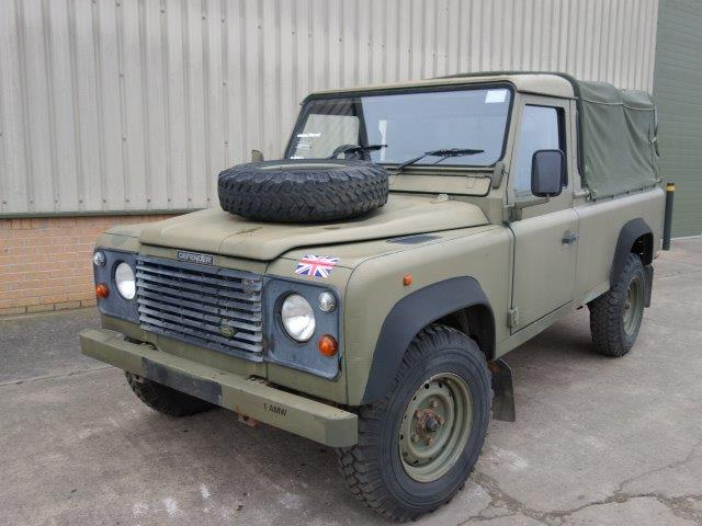 Land Rover Defender 110 300TDi Pickup for sale