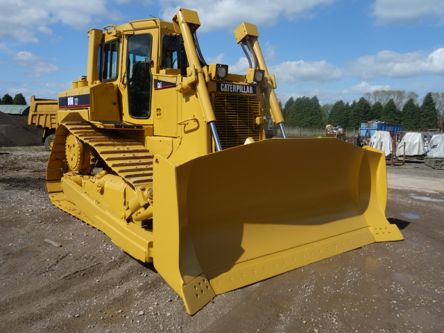 WAS SOLD Caterpillar D6R XW  III   dozer
