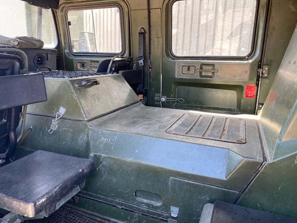Hagglund BV206 Personnel Carrier   used military vehicles, MOD surplus for sale