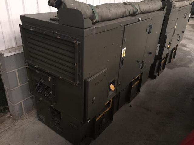 Harrington 20kva diesel generator   used military vehicles, MOD surplus for sale