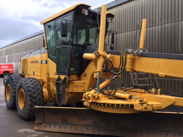 Volvo G990 Grader | used military vehicles, MOD surplus for sale