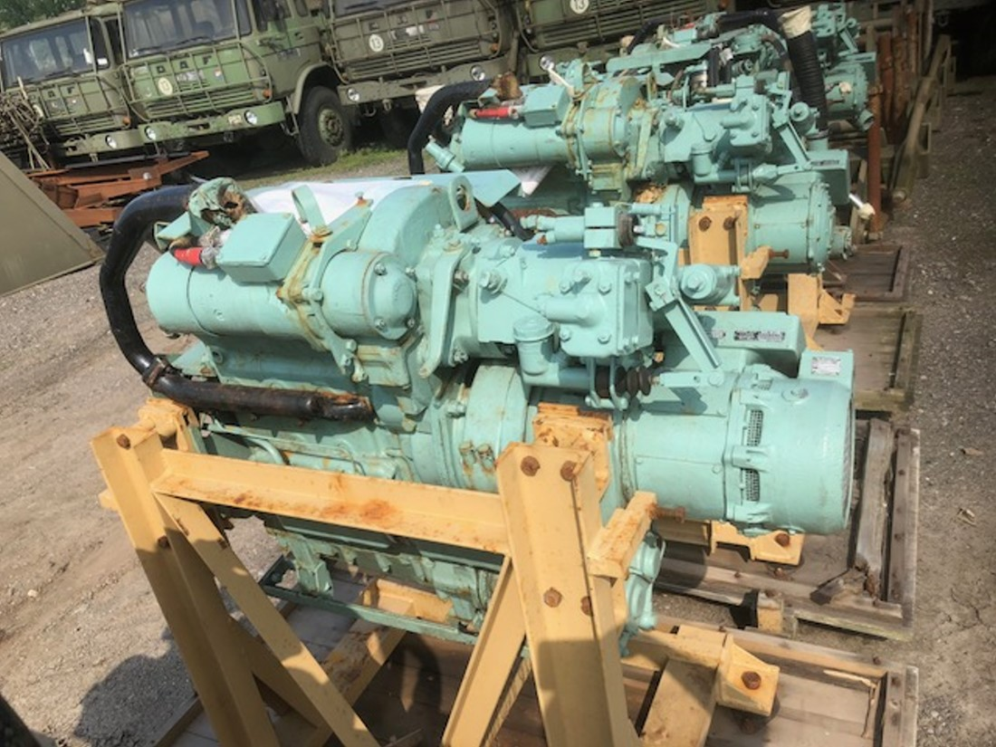 Coventry Climax H30   engine for sale