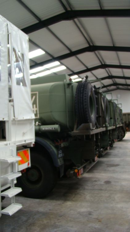 Iveco 200-32 8,000lt  6x4 Airfield  tanker truck | used military vehicles, MOD surplus for sale
