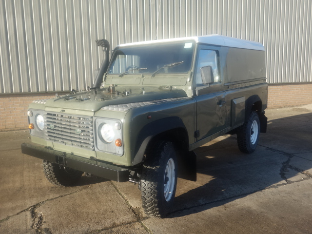 Land Rover Defender 110 300tdi RHD for sale | military vehicles
