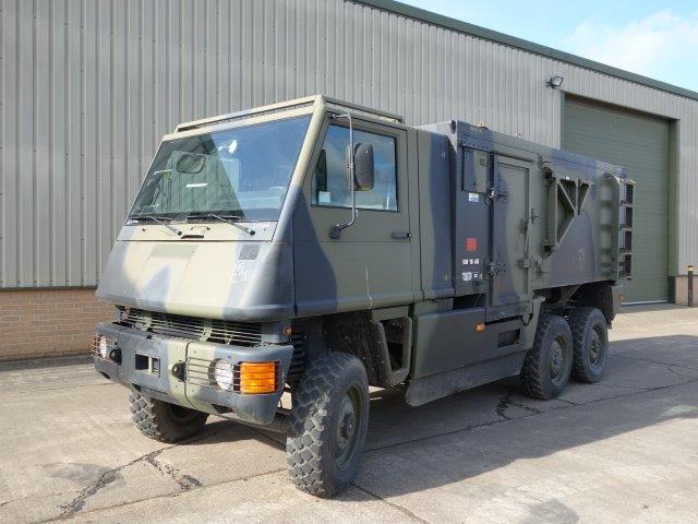 WAS SOLD Mowag Duro II 6x6 Cormorant body