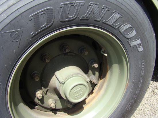 Thompson 32,000 litre  Bulk Fuel  tanker trailer | used military vehicles, MOD surplus for sale