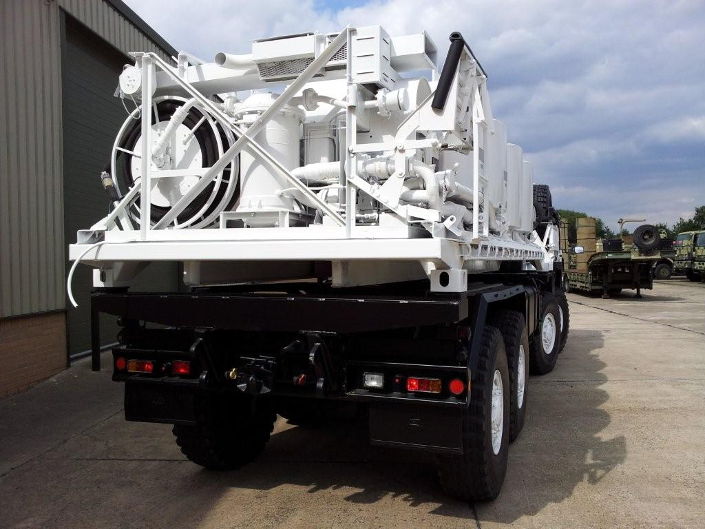MAN CAT  A1 8x8 tanker truck   used military vehicles, MOD surplus for sale