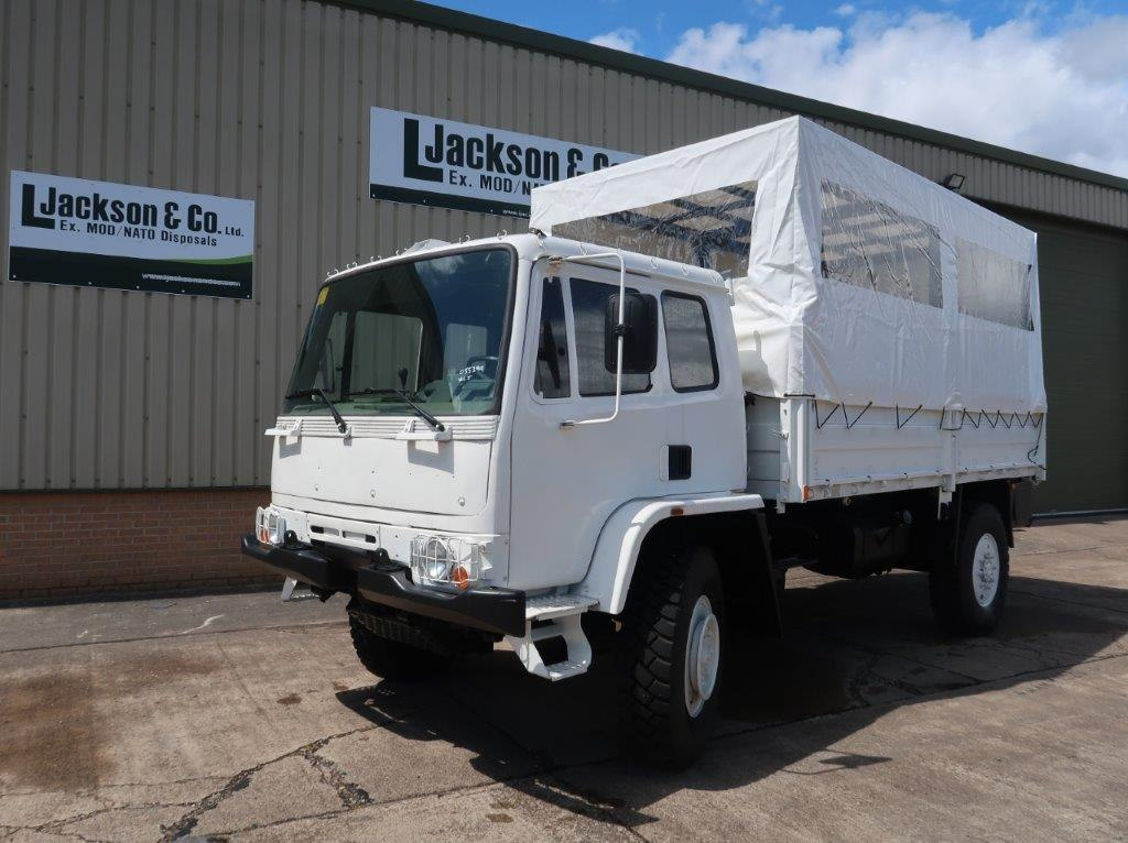 Leyland Daf 45.150 Personnel Carrier Truck for sale | military vehicles