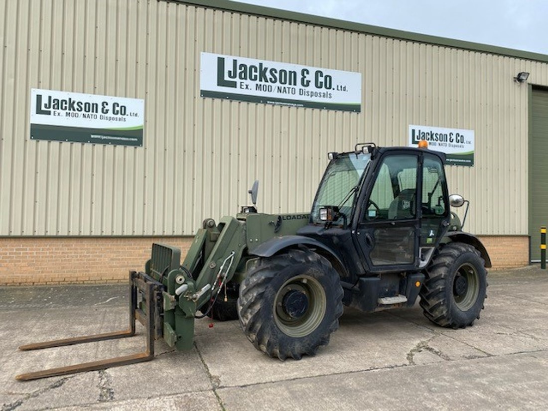 JCB 541-70  Telehandler for sale | military vehicles