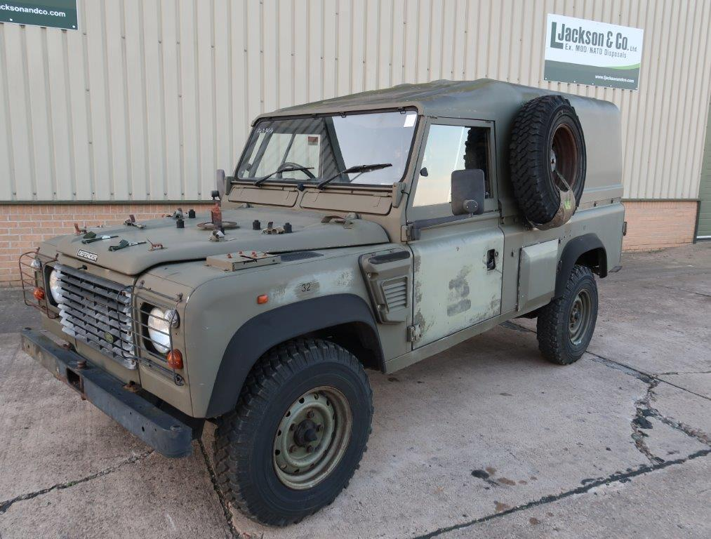 WAS SOLD Land Rover Defender Wolf 110 RHD Hard Top (Remus)