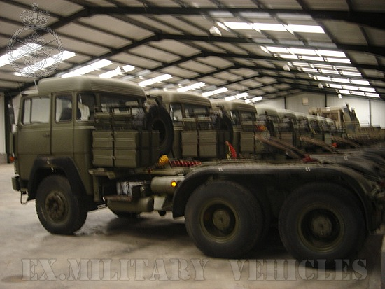 Iveco 320 D22 6x4 ex military tractor Unit | used military vehicles, MOD surplus for sale