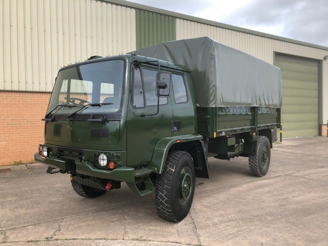 Leyland DAF 45.150  4x4 Drop Side Cargo Truck for sale