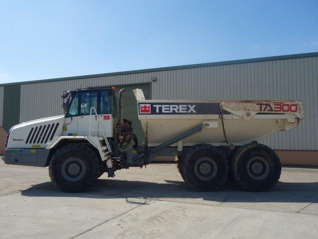 Terex TA300 6x6 Articulated Dumper 2012 |  EX.MOD direct sales
