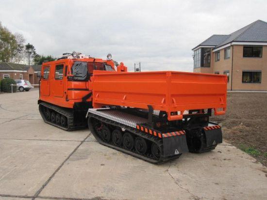 Hagglund BV206 dumper multilift for sale