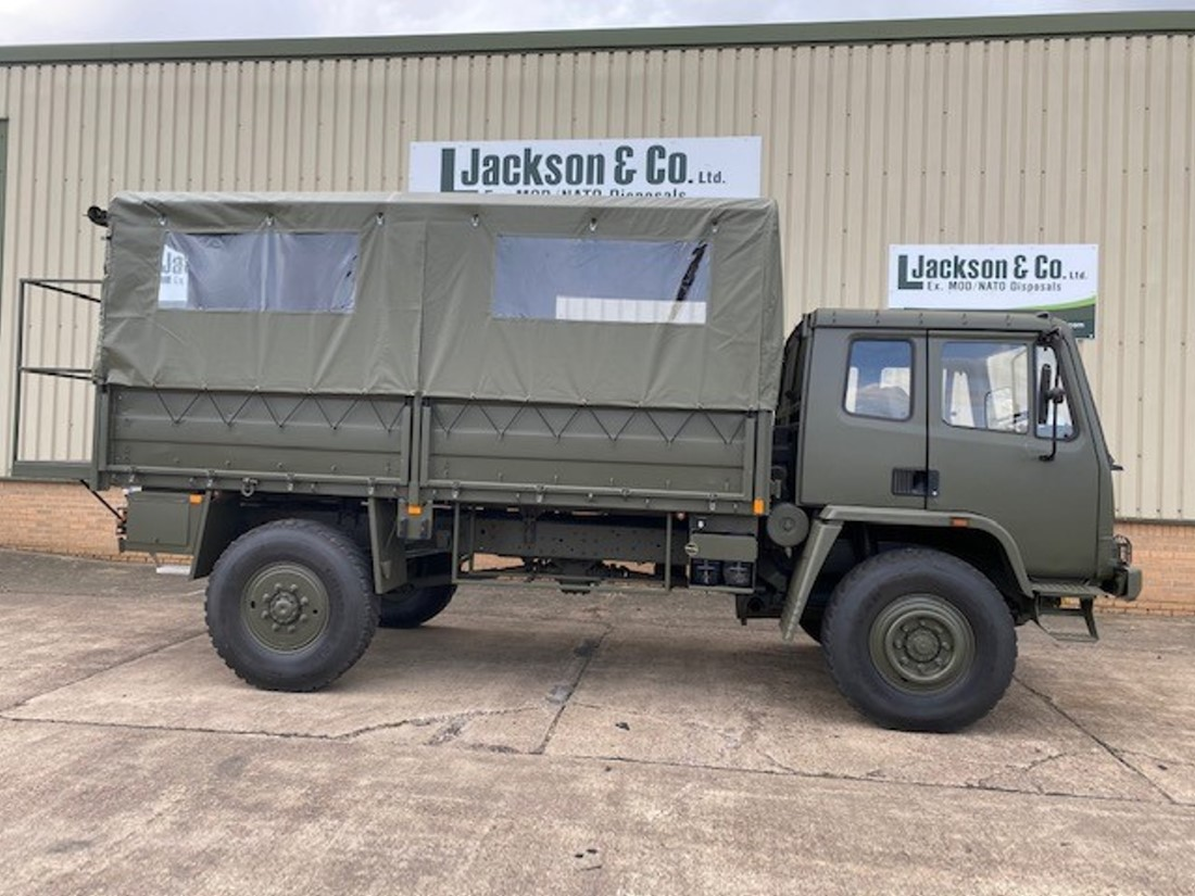Leyland Daf 45.150 4x4 Shoot Vehicle Gun Bus for sale