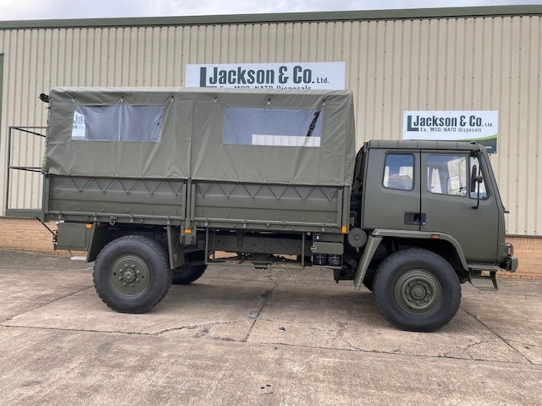 Leyland Daf 45.150 4x4 Shoot Vehicle Gun Bus for sale | military vehicles