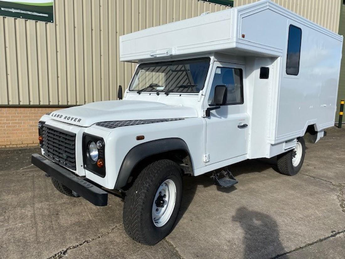 Unused Land Rover Defender 130 RHD Box Vehicle  for sale