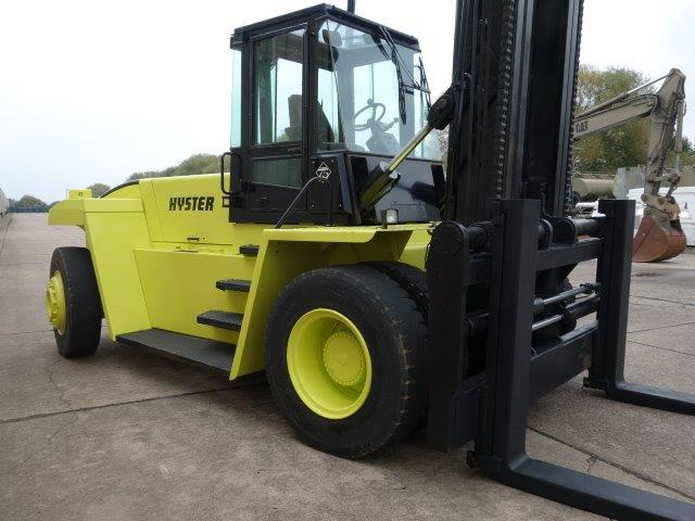 Hyster H18.00XM-12   Forklift | used military vehicles, MOD surplus for sale