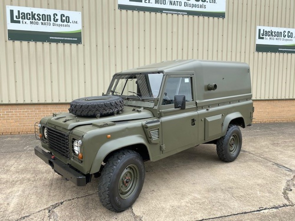 Land Rover Defender Wolf 110  LHD | Military Land Rovers 90, 110,130, Range Rovers, Mercedes for Sale