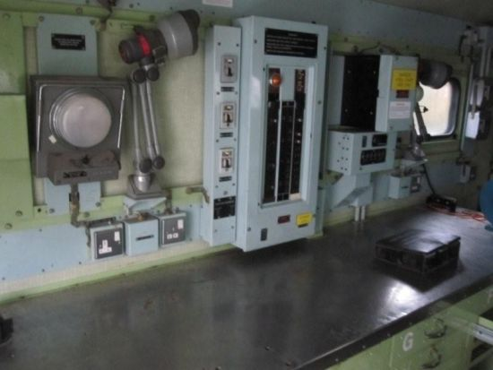 De - mountable workshop body  military for sale