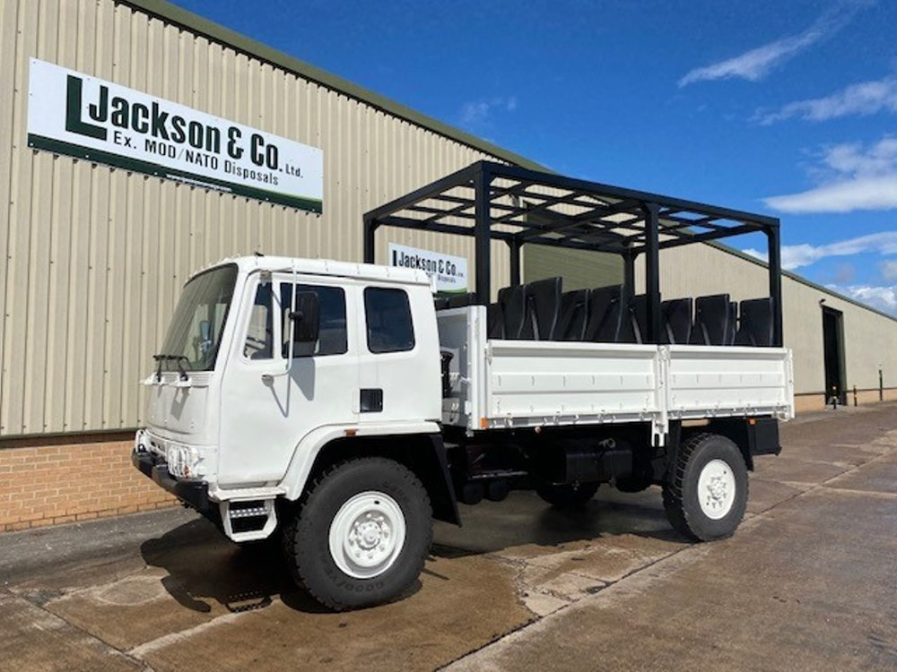 Leyland Daf 45.150 Personnel Carrier Truck   used military vehicles, MOD surplus for sale