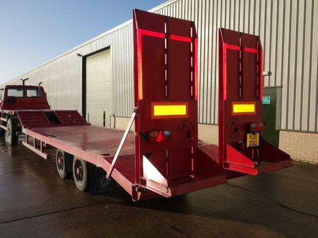 Chieftain Plant Trailer | used military vehicles for sale