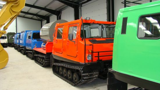 Used / Refurbished Hagglund BV206  Tanker Amphibious |  for sale