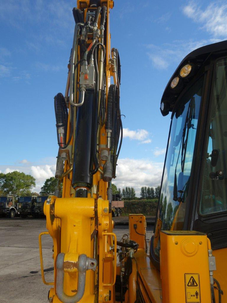 JCB 4CX Sitemaster Backhoe Loader 2015 | used military vehicles, MOD surplus for sale