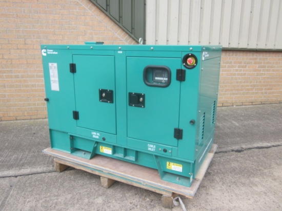 Cummins 11 KVA generator C11D5 for sale