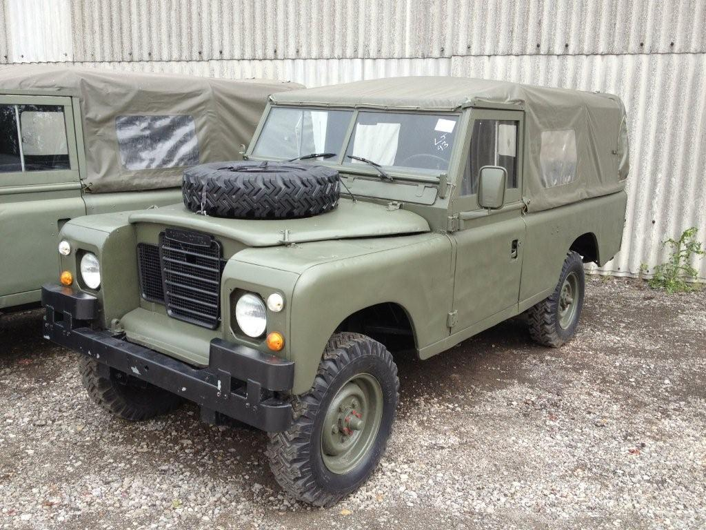 land rover series iii 109 lhd lwb soft tops petrol for sale ex mod and nato disposals. Black Bedroom Furniture Sets. Home Design Ideas