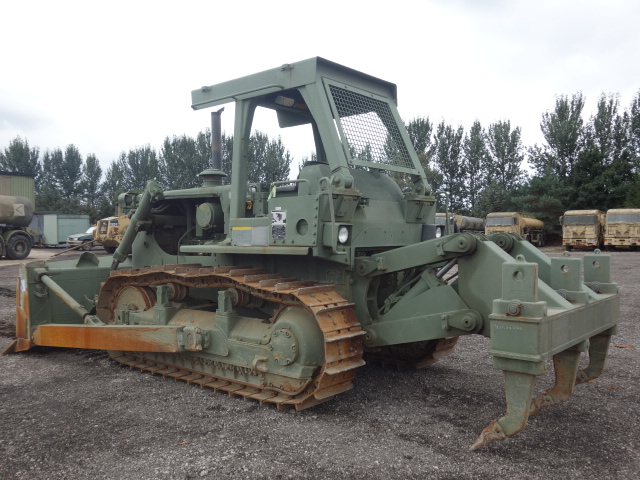 Caterpillar D7G dozer | used military vehicles, MOD surplus for sale