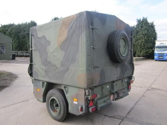 Karcher Tfk 250 Army Mobile Field Kitchen Trailer Ex Mod Direct Sales