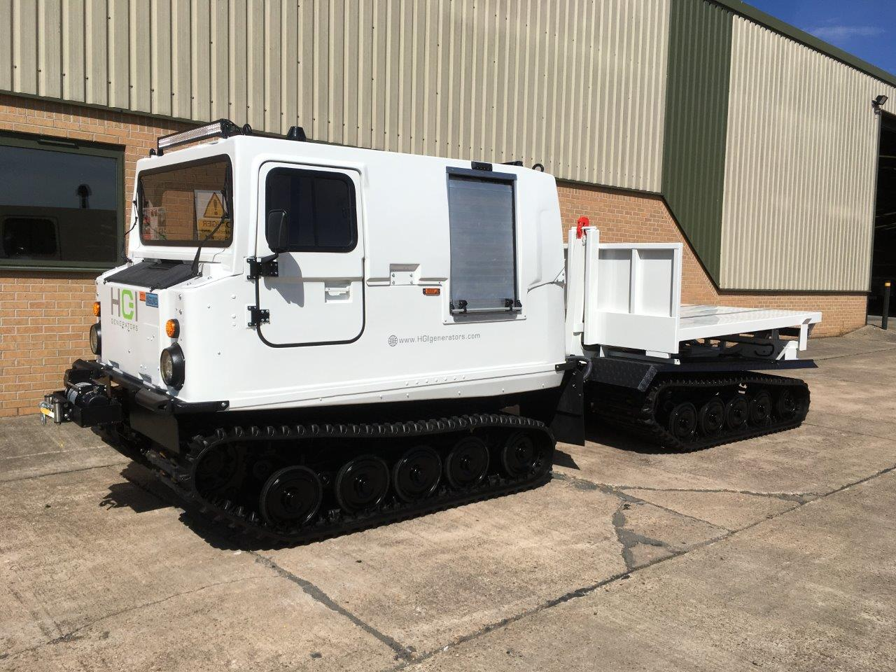 Hagglunds Bv206 DROPS Body Unit | Military Land Rovers 90, 110,130, Range Rovers, Mercedes for Sale