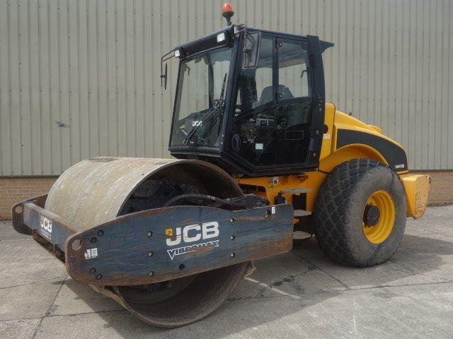 JCB Vibromax VM132D Roller for sale