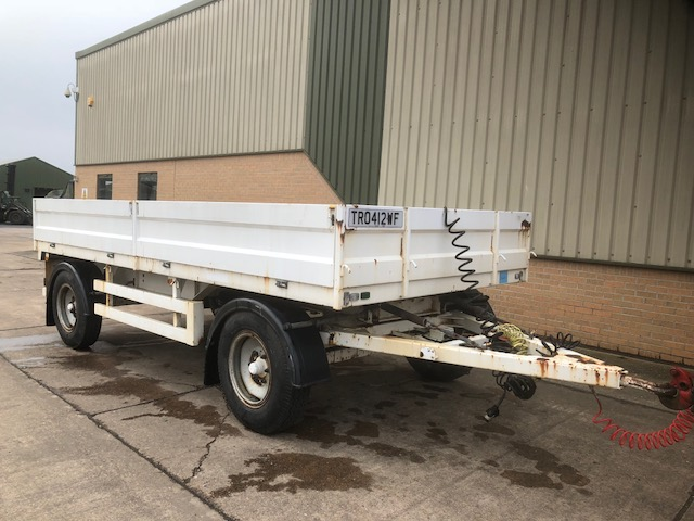 WAS SOLD Traiload Cargo Trailer