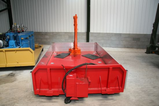 Used / Refurbished Hagglunds BV206 DROPS Unit  (multilift Palfinger) |  for sale