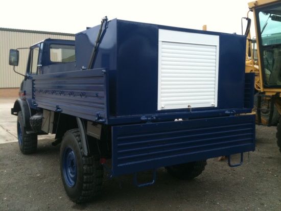 Mercedes Benz Unimog U1300L Fuel Truck    4x4 | used military vehicles, MOD surplus for sale