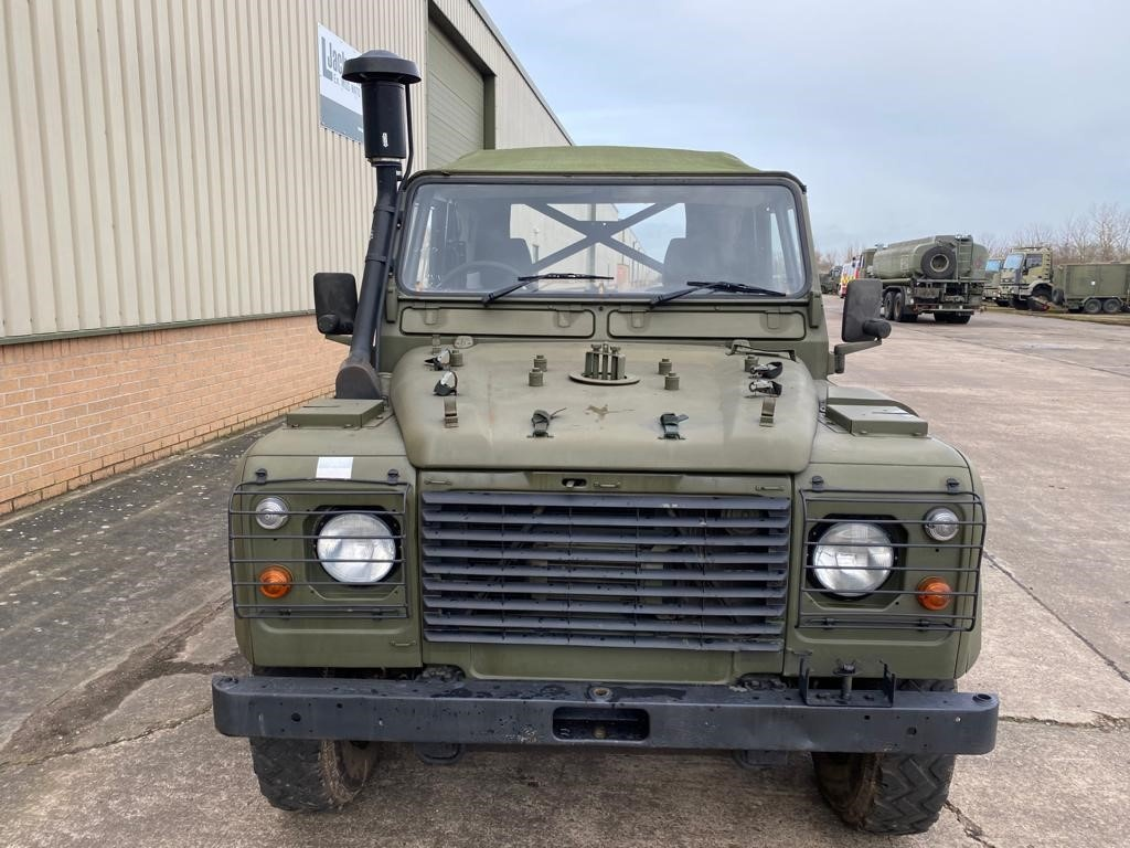 Land Rover Wolf 90 Soft Top Winterised/Waterproof  for sale